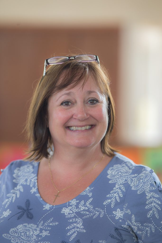 Headteacher, Mrs Alison Emmerson