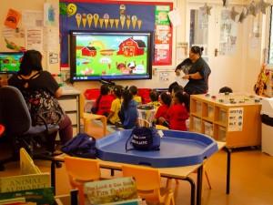 Nursery and Reception