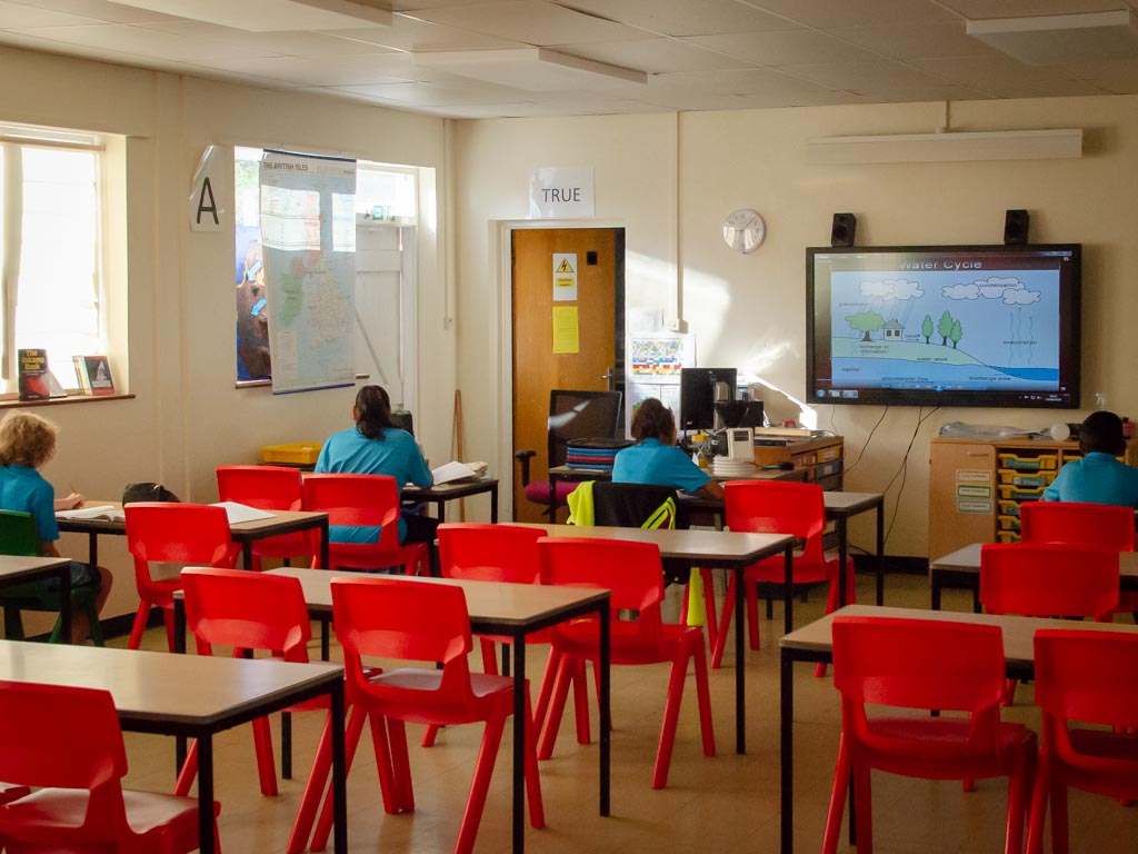 Humanities Classroom