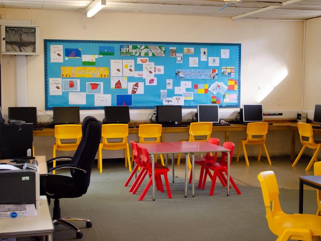 Junior ICT Room